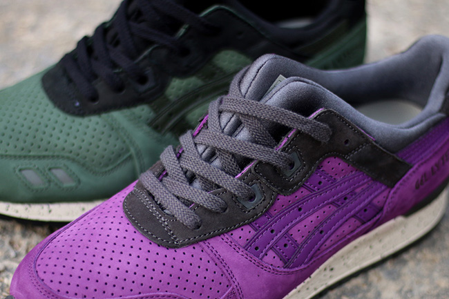 Asics Gel Lyte III After Hours Pack