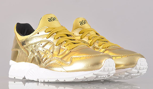 Asics Gel Lyte V Liquid Gold