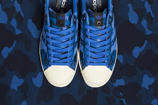 Bape UNDFTD adidas Superstar 80s
