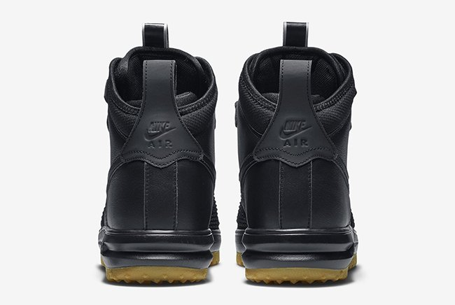 Nike Lunar Force 1 Duckboot Black Gum