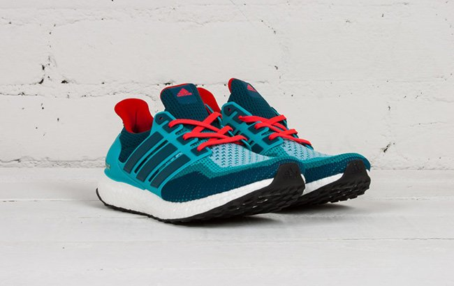 the best attitude a3573 8e847 ... coupon code for buy adidas ultra boost dolphins teal red e3e71 f9b2b