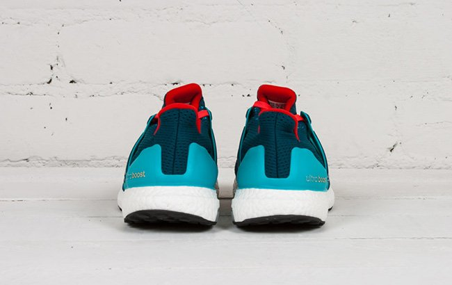 fb9a1e4a8 ... Buy adidas Ultra Boost Dolphins Teal Red ...