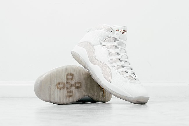 Buy Air Jordan 10 OVO White