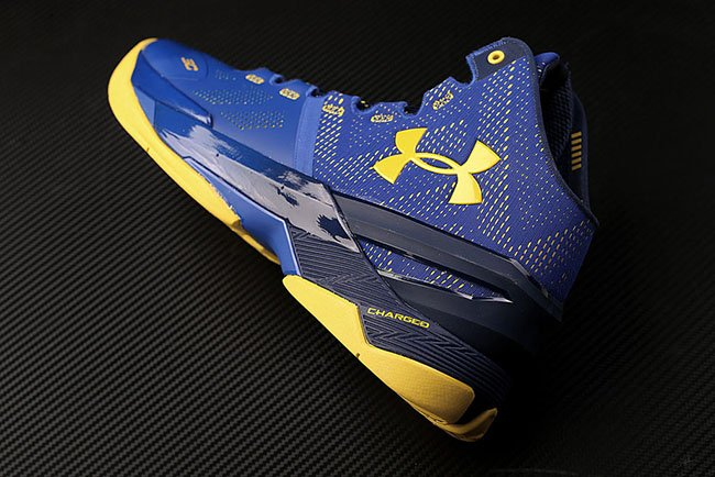 Dub Nation Under Armour Curry Two Release