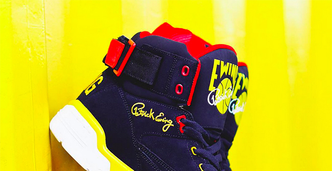 Ewing Athletics October 2015 Releases