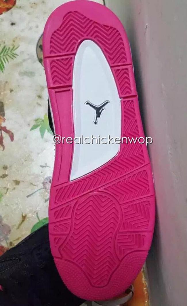 Air Jordan 4 GS Denim Girls