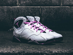 Air Jordan 7 GS Fuchsia Glow Girls
