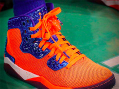 Jordan Air Spike 40 Knicks