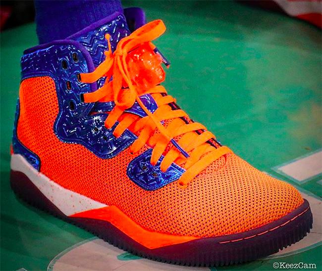 Jordan Air Spike 40 Knicks