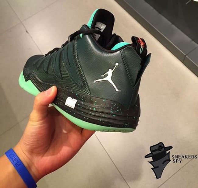 Jordan CP3 9 China Black Jade