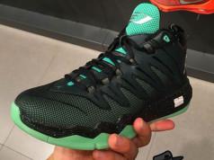 Jordan CP3 9 China Black Jade