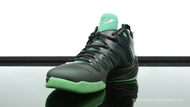 the best attitude ea002 a0ed8 Jordan CP3 9 Emerald China