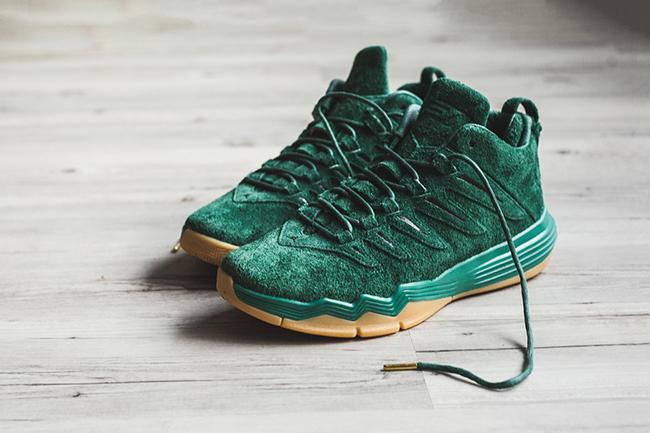 Green Suede Jordan CP3 9