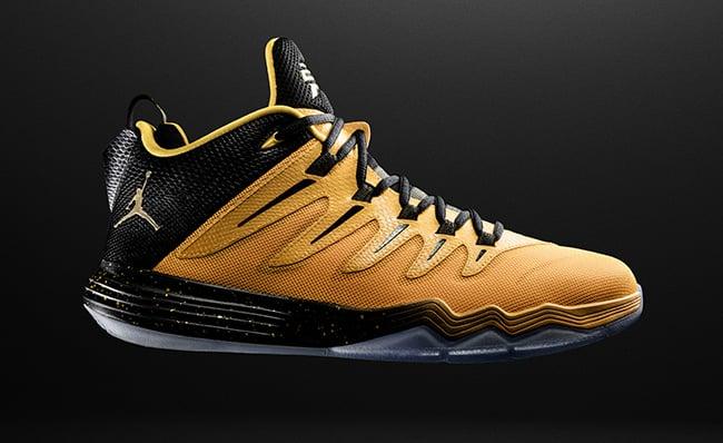 Jordan CP3 9 Yellow Dragon