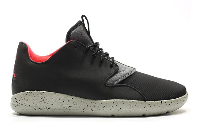 Jordan Eclipse Black Grey Infrared