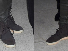 adidas Yeezy 750 Boost Black Kanye West