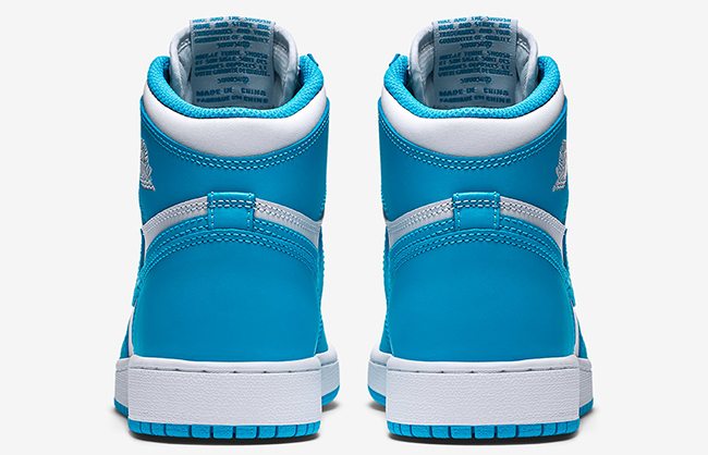 Kids Air Jordan 1 Retro High OG UNC