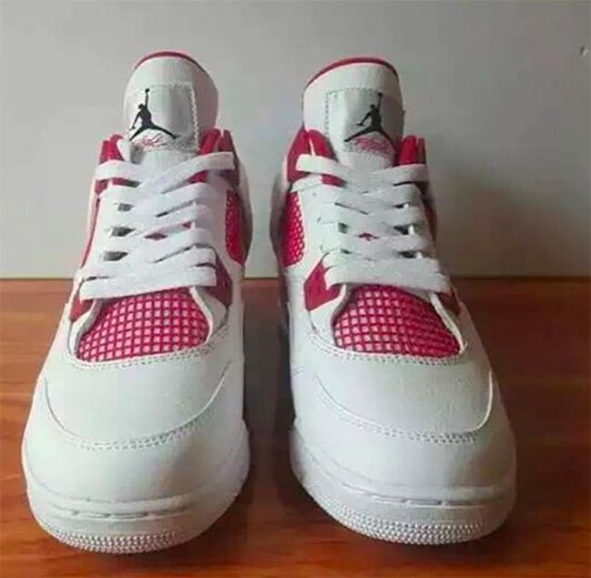 Kids Air Jordan 4 Alternate 89