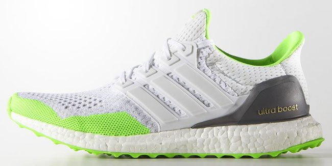 kolor adidas Ultra Boost White Solar