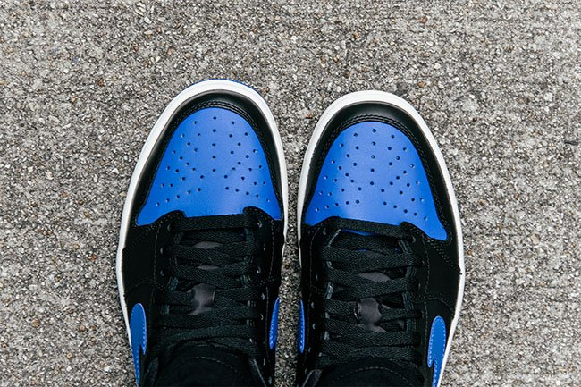 Air Jordan 1 Retro Low OG Royal Blue 2015