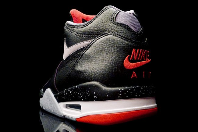 Bred Nike Air Flight 89 Black Red