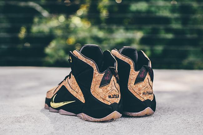 Nike LeBron 12 Corks