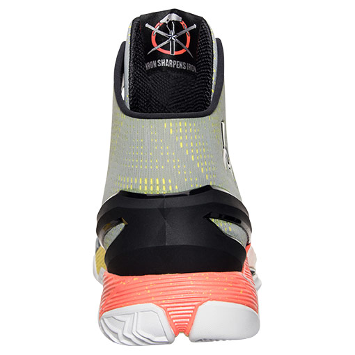 Under Armour Curry 2 Iron Sharpens Iron