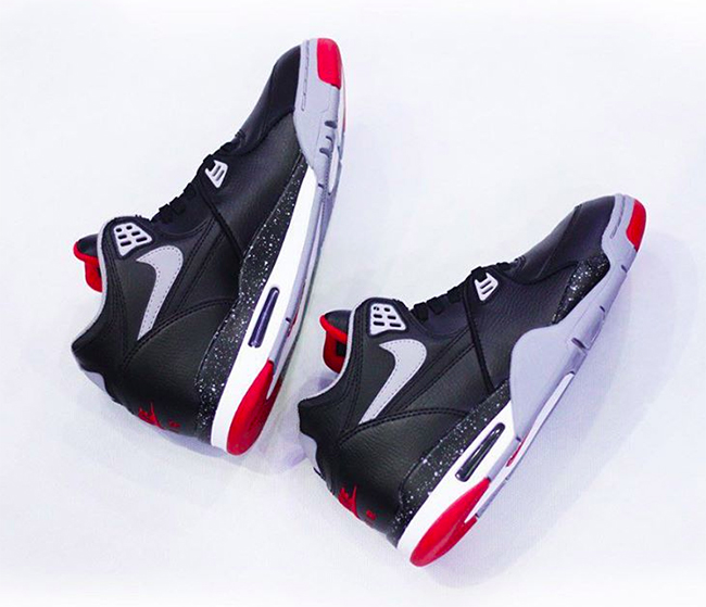 Nike Air Flight 89 Bred