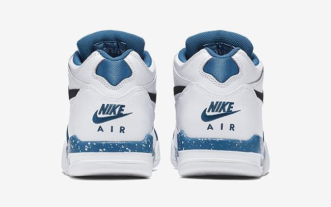 Nike Air Flight 89 White Obsidian Brigade Blue