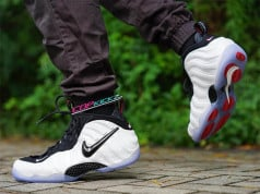 Nike Air Foamposite Pro He Got Game On Feet