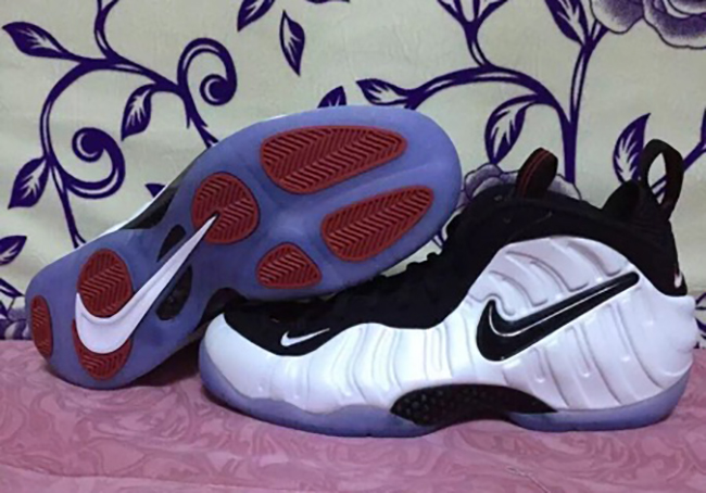 Nike Air Foamposite Pro He Got Game Pearl
