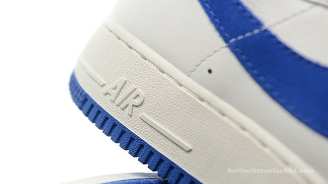 Nike Air Force 1 High OG Royal Blue Releasing
