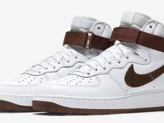 Nike Air Force 1 High QS Chocolate