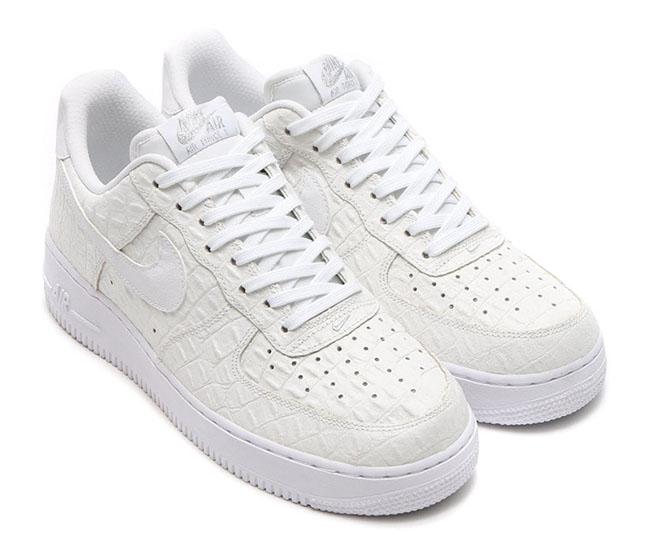 Nike Air Force 1 LV8 Croc White