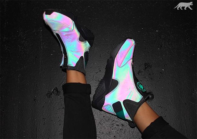 Nike Air Huarache Run Mid PRM Menta