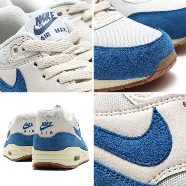 Nike Air Max 1 Blue White Gum