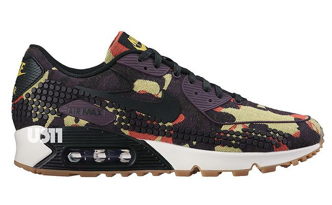Nike Air Max 90 JCRD Premium Holiday 2015