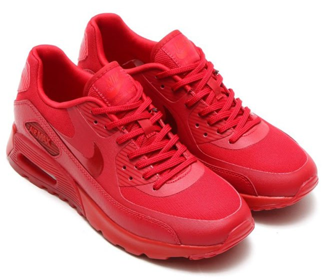 new product c4281 7a2ab Nike Air Max 90 Red | SneakerFiles