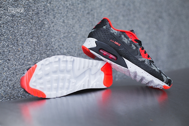 Nike Air Max 90 Ultra BR Bright Crimson
