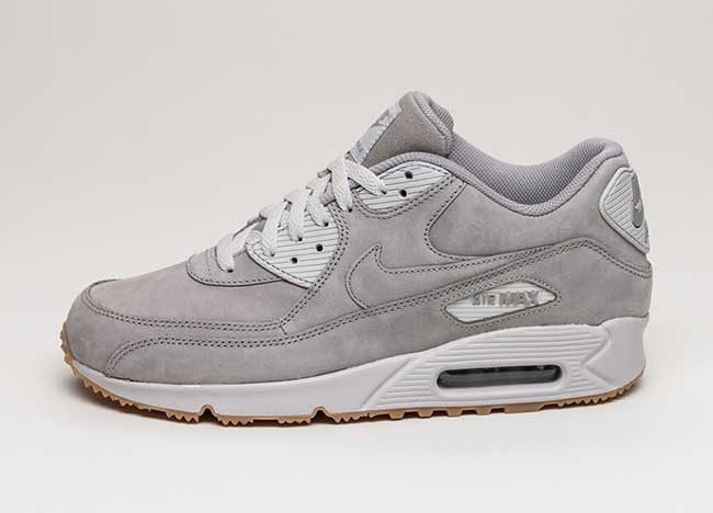 Nike Air Max 90 Winter Premium Medium Grey | SneakerFiles