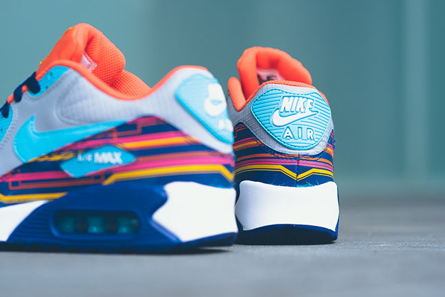 Nike Air Max 90 Wolf Grey Clearwater