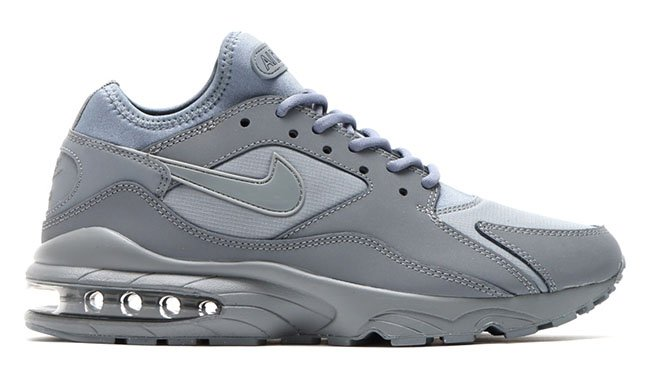 Nike Air Max 93 Cool Grey