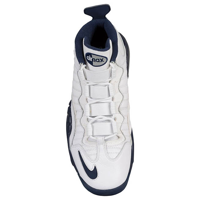 Nike Air Max Sensation White Midnight Navy