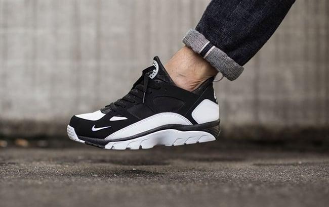 Nike Air Trainer Huarache Low Black White