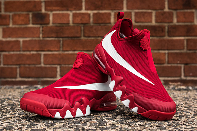 Nike Big Swoosh Gym Red White