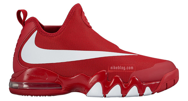 Nike Big Swoosh Red White