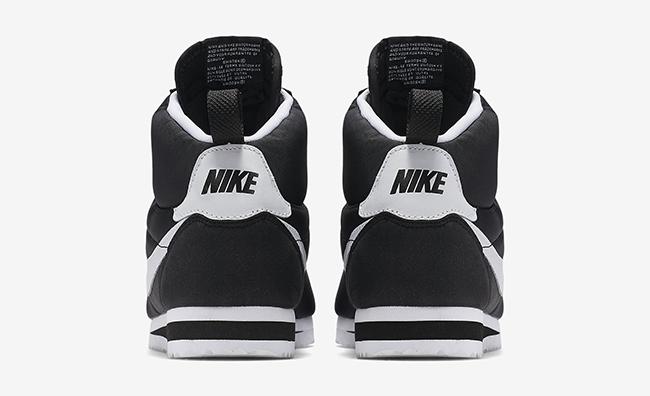 Nike Cortez Chukka Black White
