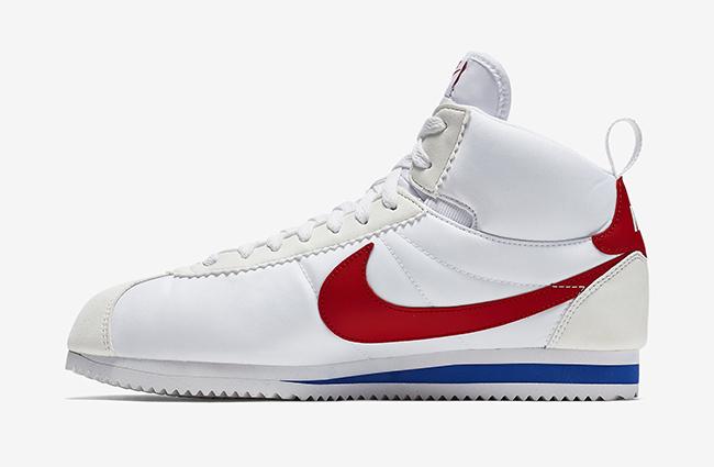 Nike Cortez Chukka White Red Blue