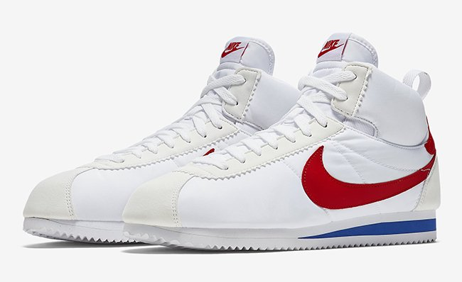 blue and red cortez