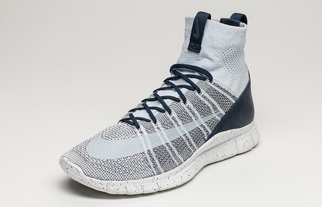 Nike Free Flyknit Mercurial Pure Platinum